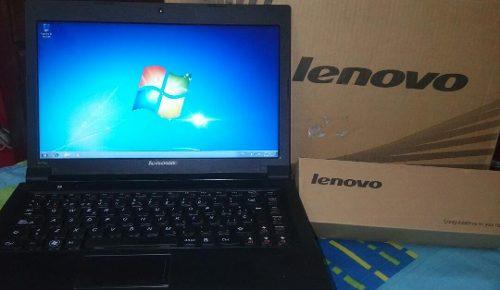 Laptop Lenovo B470e Nueva, 2gb Ram, Dd 500gb Nueva Garantia