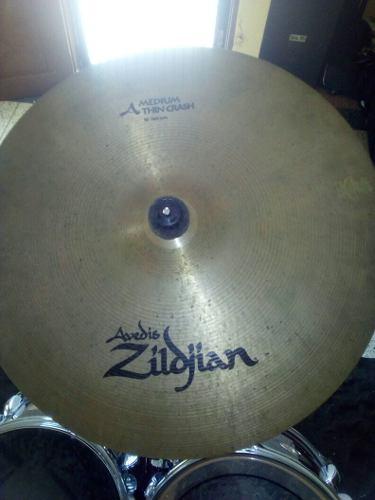 Platillo Crash 16 Zildjian