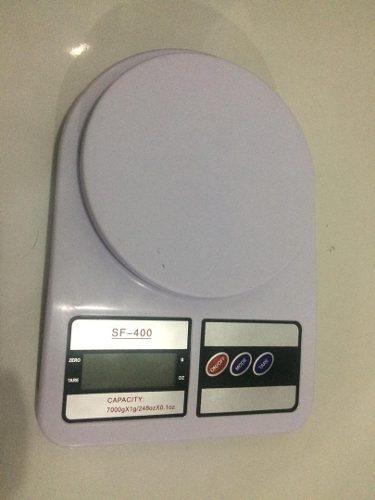 Balanza Peso Digital De Cocina 5kg,7kg (somos Tienda Fisica)