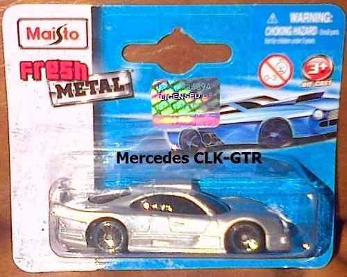 Carros Maisto Scala 1:64 Metal C Precio Publicado X 3 Unids