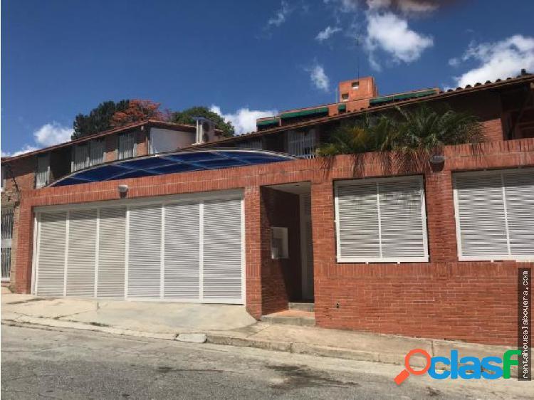 Casa en Venta Los Naranjos MG3 MLS19-6916