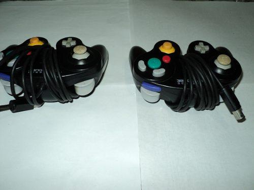 Controle De Nintendo Gamecube Tambien Sirven Para Wii Y Wiiu