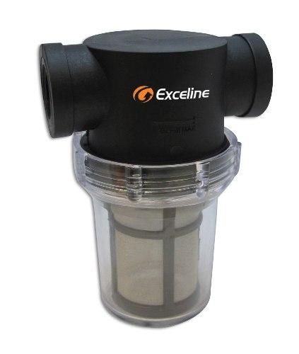 Filtro De Agua De 1/2 Exceline Industrial Y Domestico