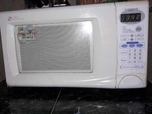 Horno Microondas Daewoo Modelo Kor-630a