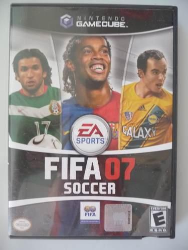 Juego Original Nintendo Gamecube - Fifa 07 Soccer