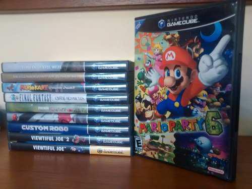 Juegos Originales Nintendo Gamecube