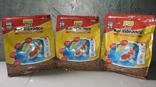 Pond Koi Vibrance Alimento Para Peces