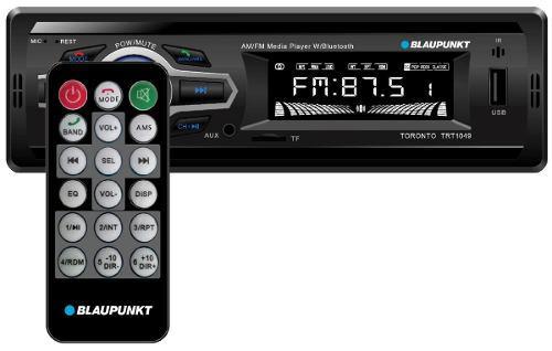 Radio Reproductor Blaupunkt Toronto Trt1049 Bluetooth