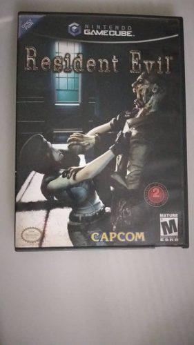 Resident Evil 1 Remake Gamecube