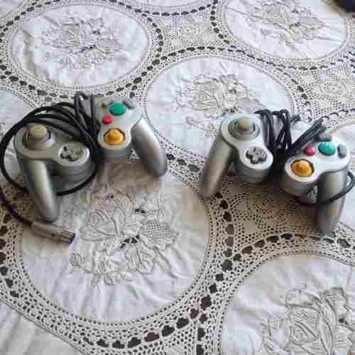 Se Venden Controles De Nintendo Gamecube Originales