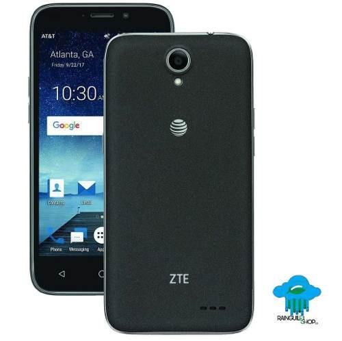 Telefono Android Zte Maven 3, 4g. Tienda Física Con