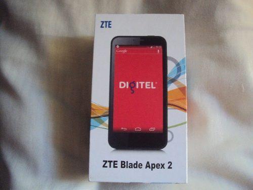 Telefono Zte Blade Apex 2 Tarjeta Logica Dañada.