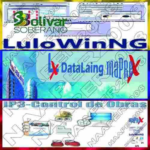 Base_datos, Maprex, Ip3, Lulowin, Ng, De Mayo  *