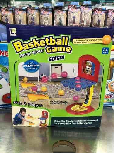 Juego De Mesa Basketball