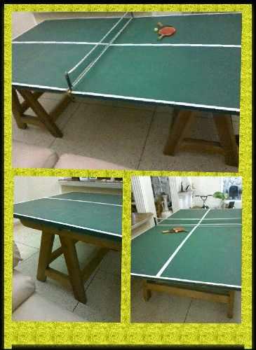 Mesa De Ping Pong Fija