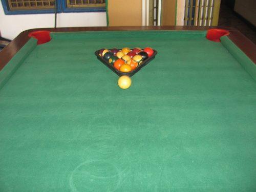 Mesa De Pool Y Billar Profesional, Usada