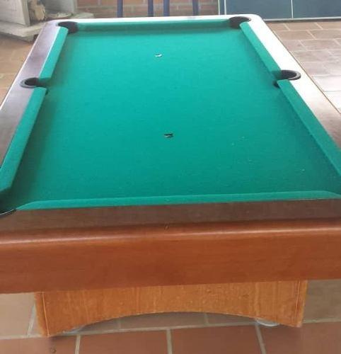 Mesa De Pool Y Ping Pong 2 En 1