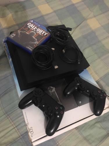 Playstation 4 De 500gb Vendo O Cambio