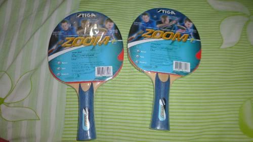 Raqueta Stiga Zoom. Tenis De Mesa