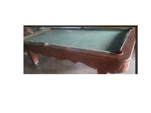 Vendo Mesa De Pool Para Reparar Rematando