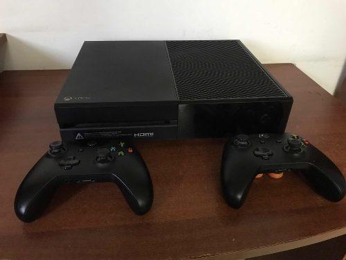 Xbox One 1tb Con 2 Controles Y Juegos (350verdes)