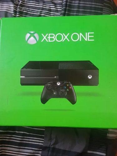 Xbox One 500gb + 3 Juegos
