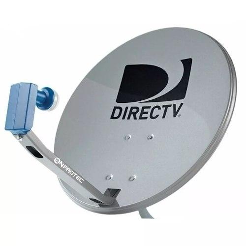 Antenas Directv, Con Lente Lnb Hd, Nuevas Con Accesorios