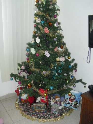 Arbol De Navidad Con Adornos Oferta 40 Con Todo