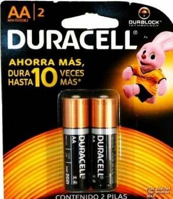 Baterias Duracell Aa Y Aaa