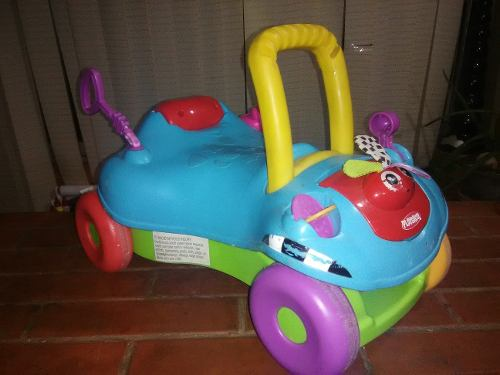 Carrito Carro Andadera Playskool Para Niños Niñas