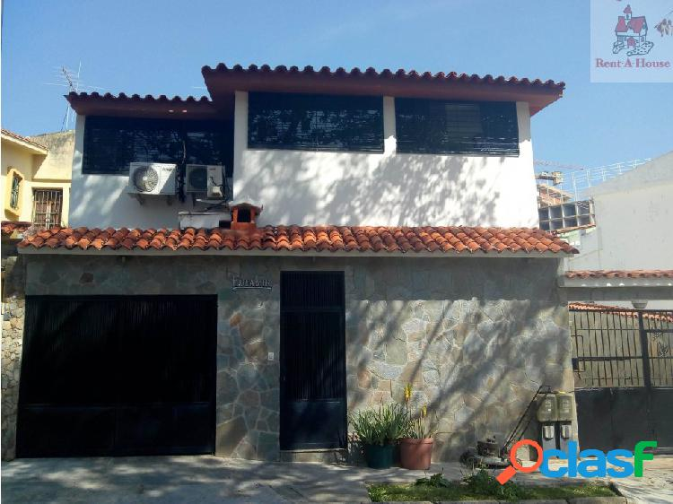 Casa en Venta El Bosque Cv 19-9748