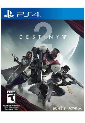 Destiny 2 Juegos Playstation 4 Ps4 Digital Entrega Inmediata