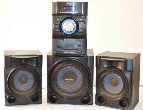 Equipo De Sonido Marca Sony Modelo Hcd-ecip