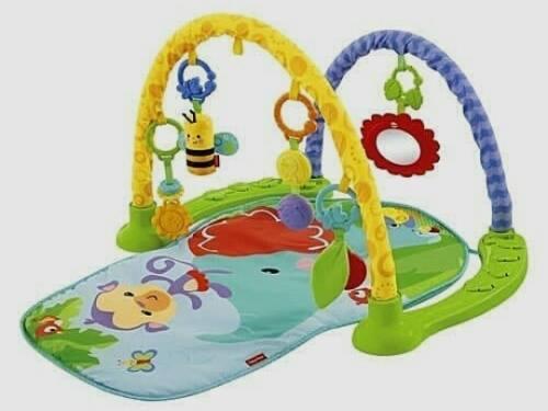 Gimnasio Fisher Picre Baby Gym