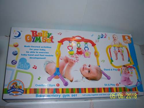 Gimnasio Para Bebes Baby Gym Arco De Juego