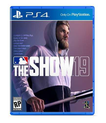 Juego Mlb The Show 2019 Ps4 Fisico Disponible Mlb19 Ps4