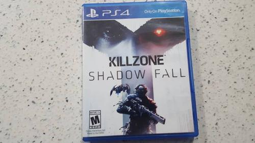 Juego Ps4 Shadow Fall