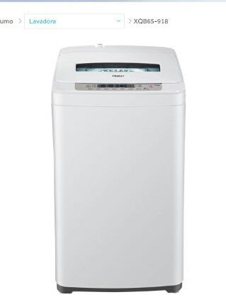Lavadora Automática Haie R 6kg Nueva En Su Caja
