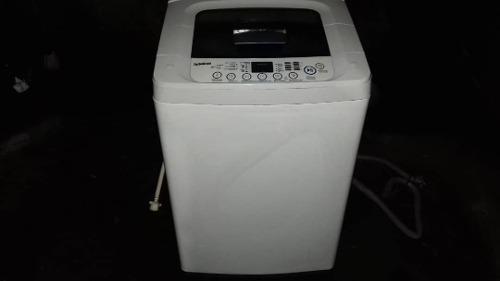 Lavadora Lg Fuzzy Logic / Turbo Drum 7kg.
