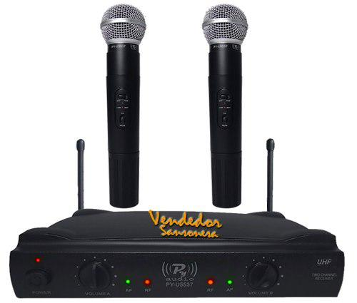 Microfono Profecional Py Audio U5537