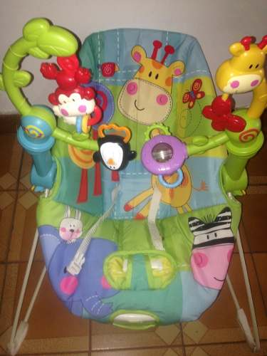 Silla Musical Para Bebés Fisher Price