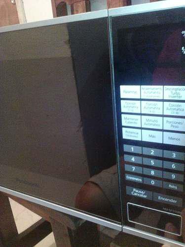 Microondas Tipo Espejo Panasonic Inverter