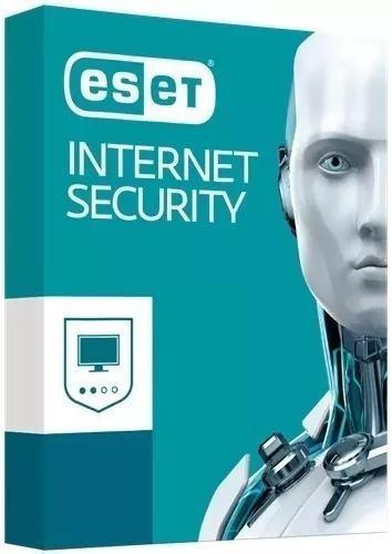Nod32 Antivirus Eset Internet Security 12 2019 Pc Ilimitadas