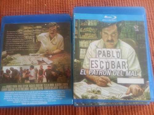 Pablo Escobar Serie En Blu Ray