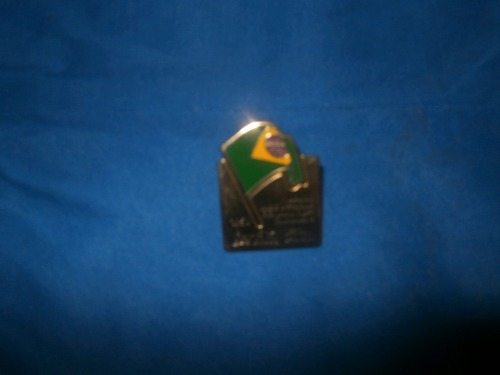 Pin De Coleccion Original Mundial De Futbol