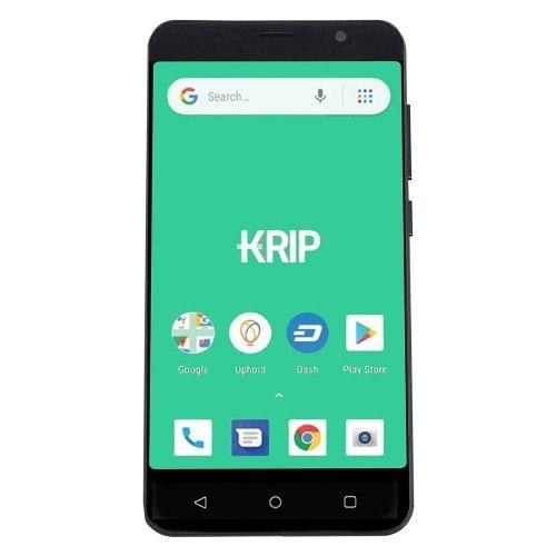 Teléfono Celular Desbloqueado Krip K5 Android Oreo
