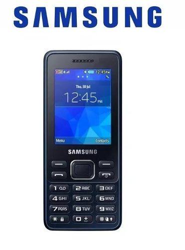 Teléfono Celular Samsung B350 Doble Sim Liberado Camara