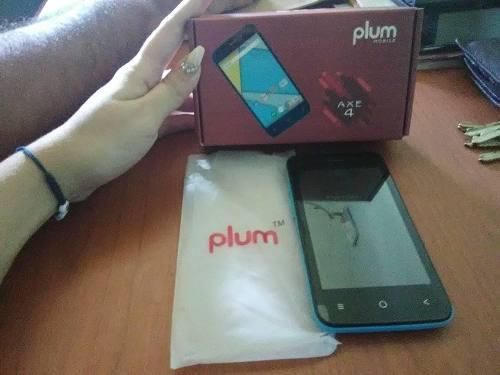 Teléfono Plum Axe 4