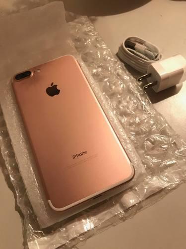 iPhone 7 Plus 32 Gb Nuevo A Estrenar