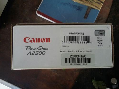 Camara Digital Canon Power Shot A